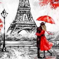آهنگ فرانسوی معروف خواننده زن و مرد عاشقانه ریمیکس